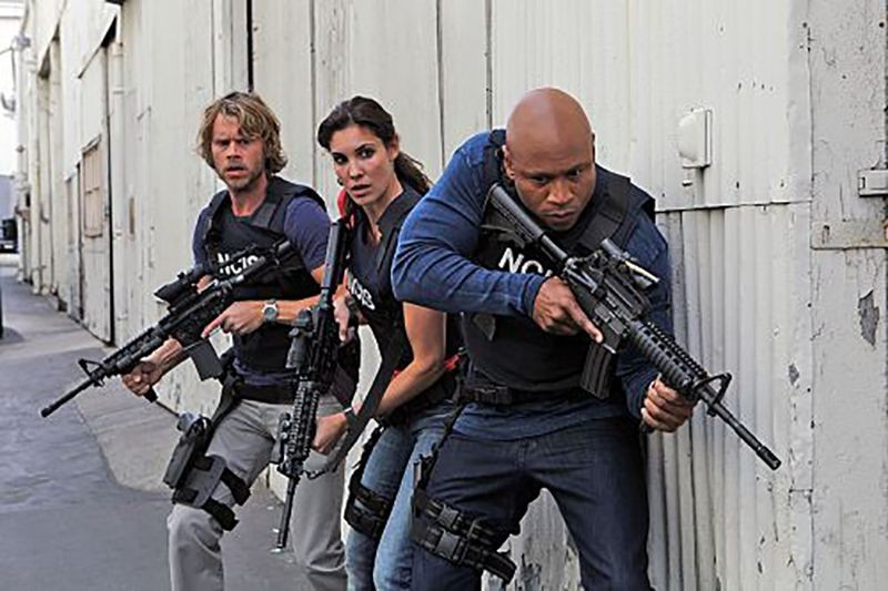 NCIS Los Angeles - Season 2 Episode 2: Black Widow