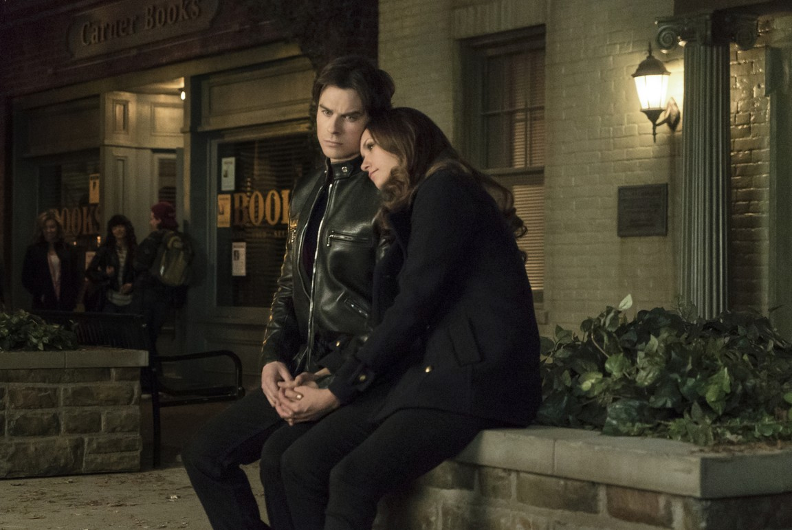 The Vampire Diaries - Season 6 Episode 18: I Could Never Love Like That